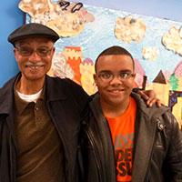 Members of the month: Ernie & Michael McIntyre