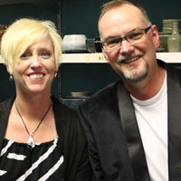 Members of the month: Scott and Christine Draper