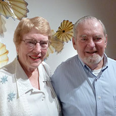Members of the month: Jack & Annette Kester