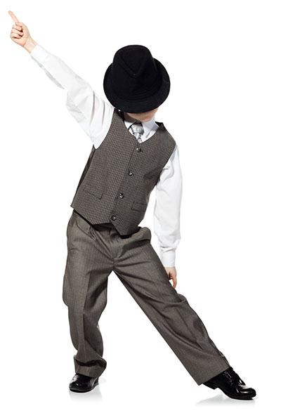kid-performer