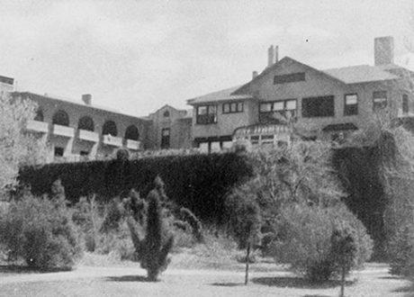1920 Broadmoor Art Academy Building
