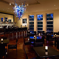 Dining and Shopping - Fine Arts Center