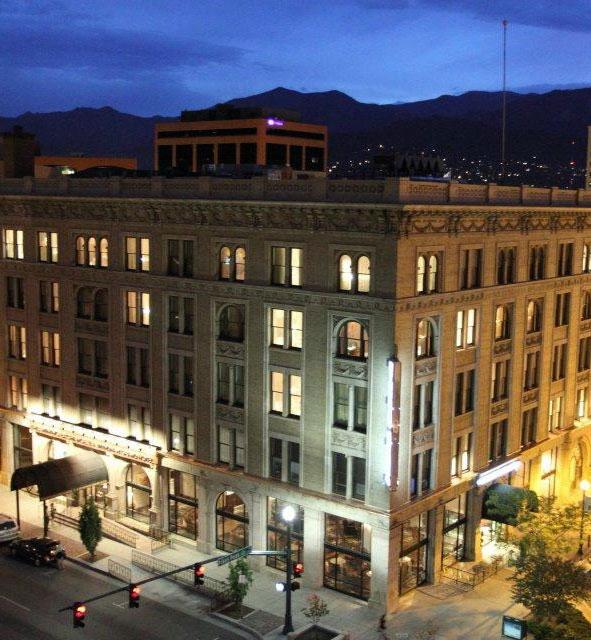 The Mining Exchange — A Wyndham Hotel