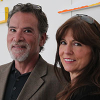 Members of the Month: Steve Weed and Laurie Wilson