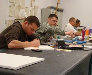 Military-Artistic-Healing