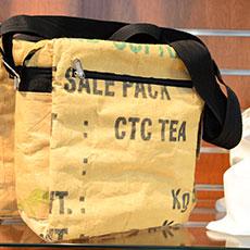 Koru Street Messenger Bags