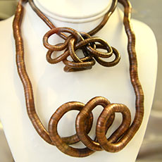 Snake Twist Jewelry