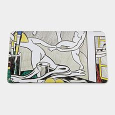 Lichtenstein_Colored_Pencils