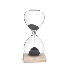 magnetic-hourglass