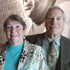 Members of the month: Gennie and Michael Mayberry