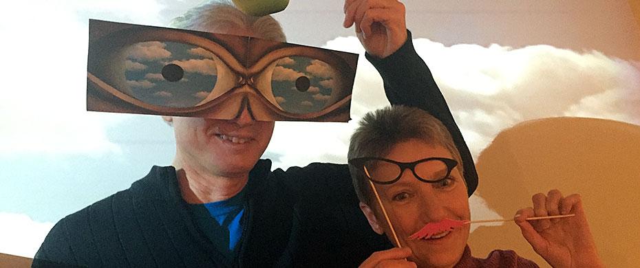 Erica Erickson and Paul Hanke