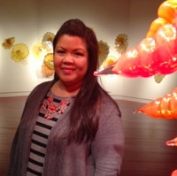 Member of the month: Eunice Diaz