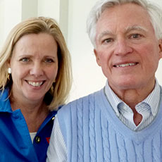 Jack Hays and Janice Kennedy