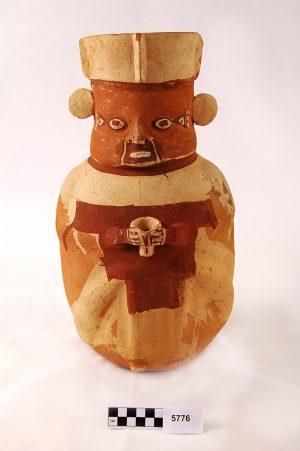 Moche vessel