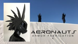Aeronauts Armor Fabrication Workshop