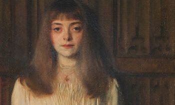 Portrait of Elsie Palmer
