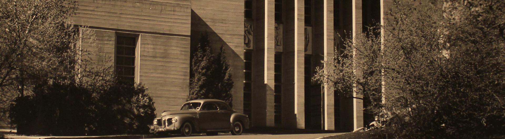 Broadmoor Art Academy and it's legacy