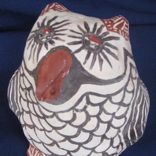 Hand-build pottery