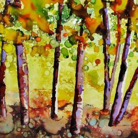 Painting Florals & Landscapes