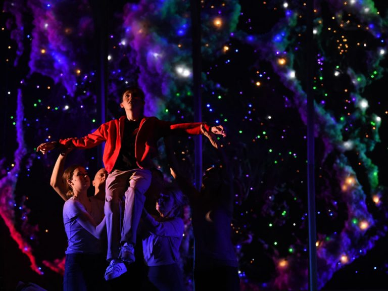 The Making of The Curious Incident of the Dog in the Night-Time