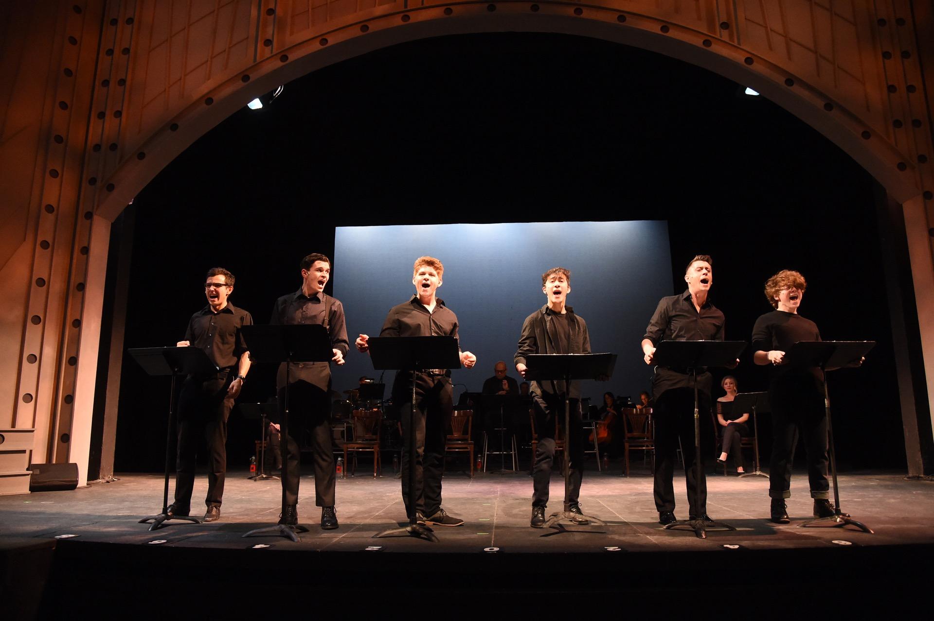 Dogfight: A Benefit Concert