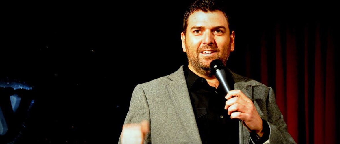 Happy Hour Stand Up with Chris Voth