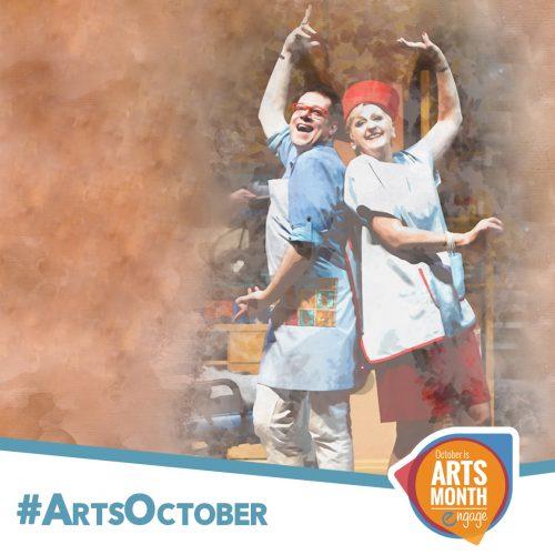 #ArtsOctober performance photo