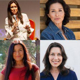 The Glorias panelist headshots