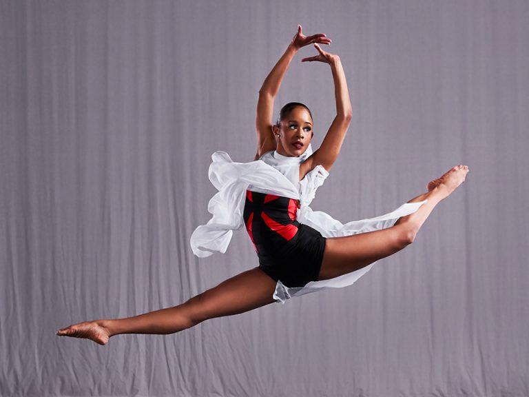 Cleo Parker Robinson dance feature