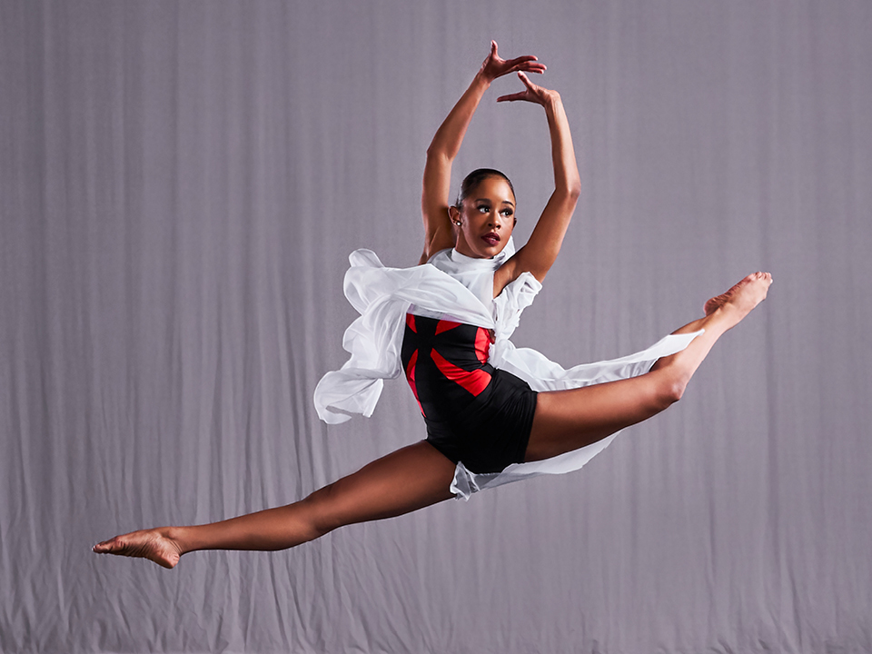 Cleo Parker Robinson dance feature