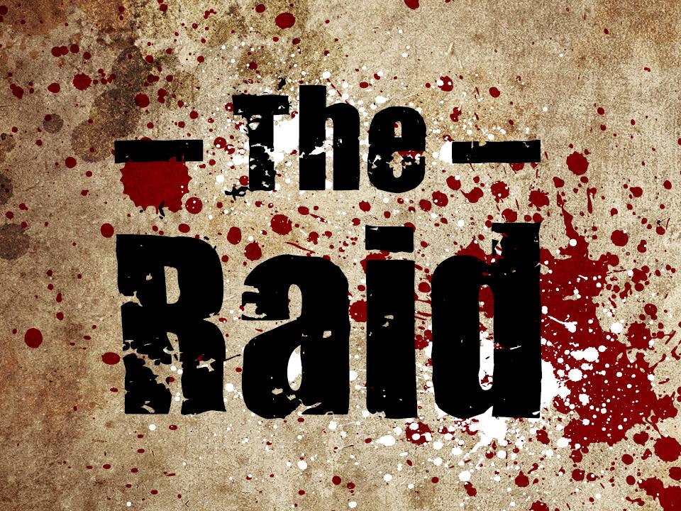 The Raid title