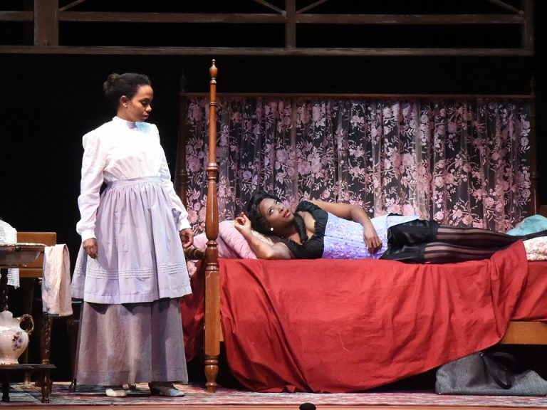 Intimate Apparel production feature
