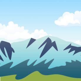 City as a Venue Pikes Peak illustration