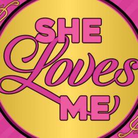 She Loves Me logo
