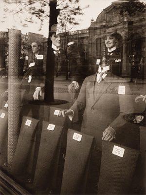 Eugène Atget Men's Fashion photograph