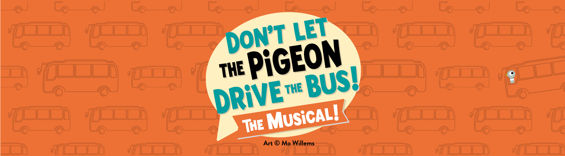 Don't Let the Pigeon Drive the Bus! The Musical!